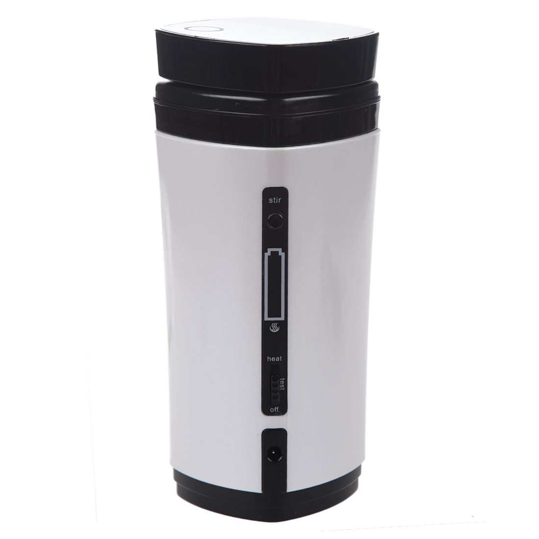 Top Sale Rechargeable USB Powered Coffee Tea Cup Mug Warmer Automatic Stirring цена и фото