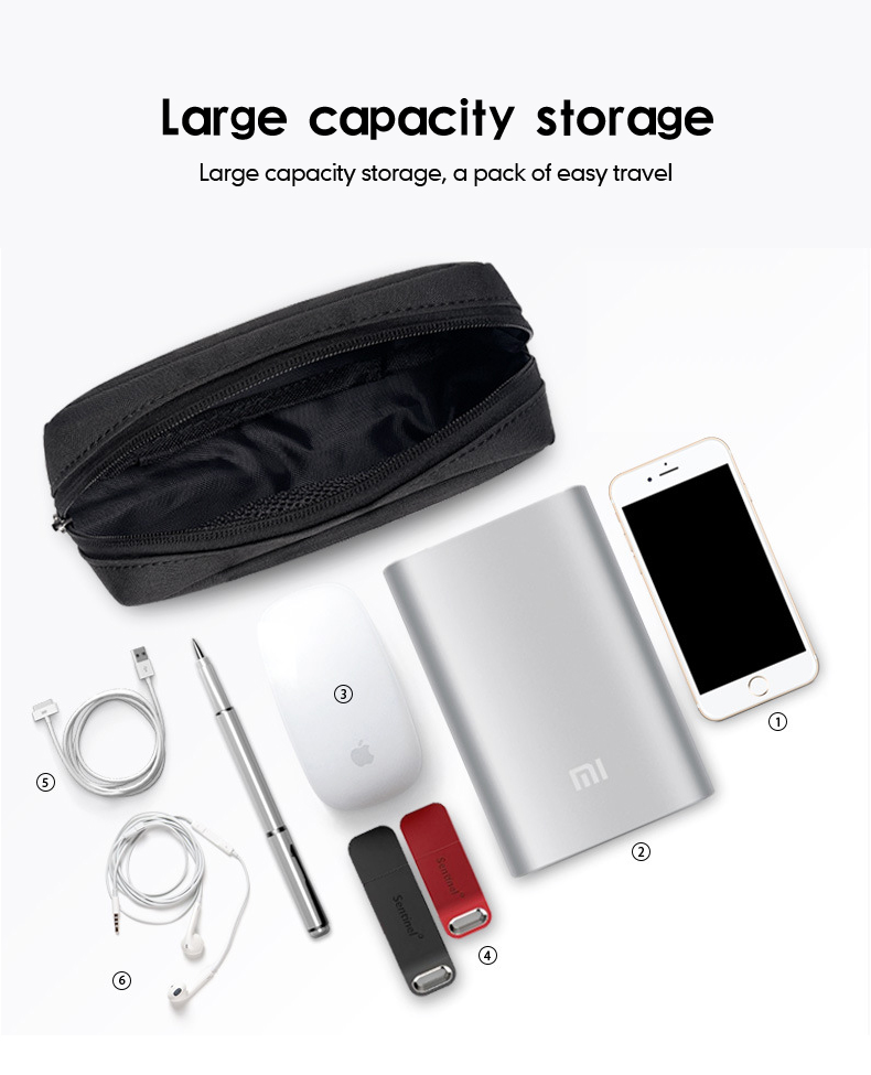 3 earphone case