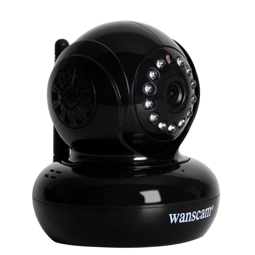 Wanscam HW0021 1 0MP 720 HD Wireless Ip font b Camera b font WI FI Infrared