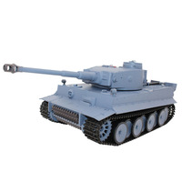 For Heng Long RC Tanks Teens Kid 3818 1 2.4G 1/16 Germany Tiger I Tank Radio Control Battle Tank Remote Control Tank RC Toy Gift