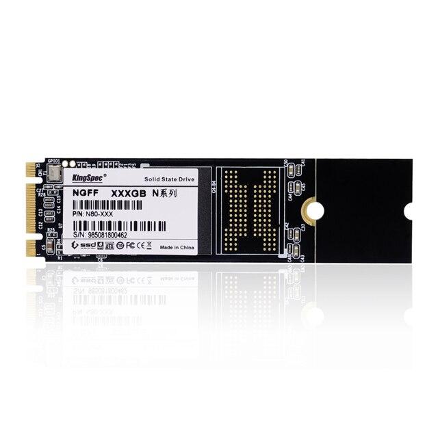22*80 Kingspec высокое качество NGFF M.2 SSD 512 ГБ внутренний твердотельный накопитель жесткого диска кэша для таблетки/ultrabook SATA3 6 Гбит/С