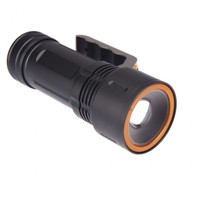 Sanyi Black light Lanterna For Hunting LED Flashlight with Car Charger High power T6 LED miner's lamp Outdoor lamp Torch