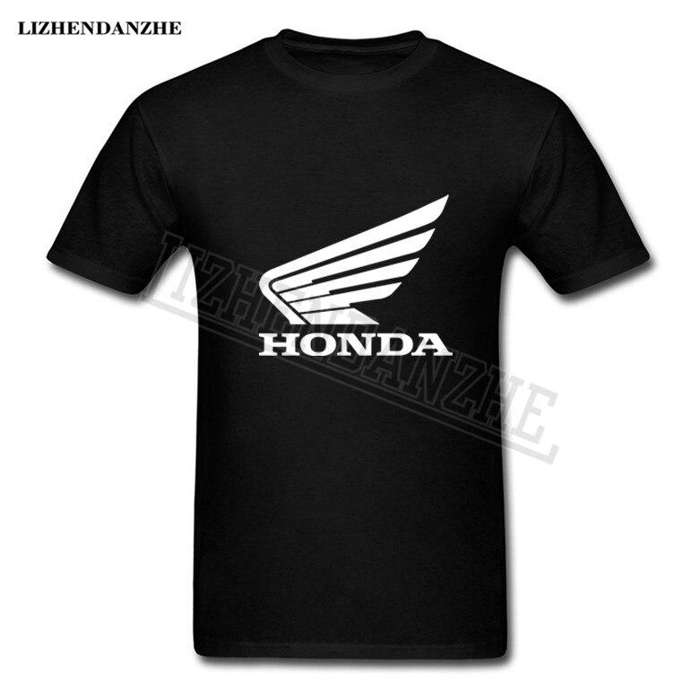 Honda men clothing short-sleeved   T  -  shirt   , AUTO car fashion motorcycle   T     shirt  , men's brand Tshirt high quality Short tees NEW