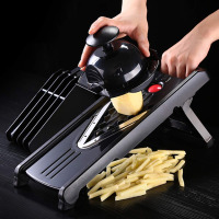 VOGVIGO V slicer Potato Carrot Cutter Kitchen Tool Manual Slicer Multifunction Vegetable Vegetable Cutter For Kitchen