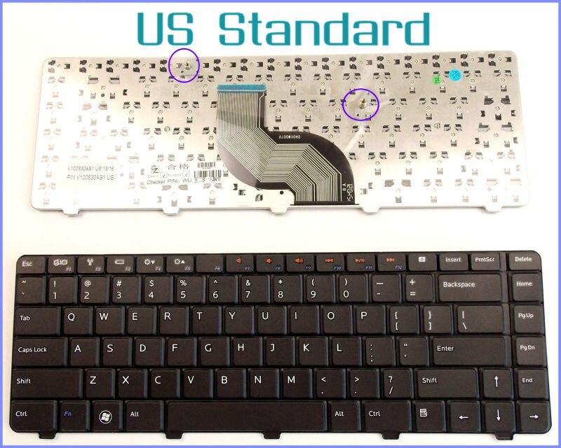 Laptop Keyboard For Dell Inspiron 14V 14R 14VR 15V 13R N3010 N4010 N4020 15R M5030 US Version