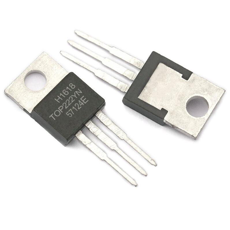 1PCS TOP222YN TOP222Y TO-220 TOP222  Transistor Converter