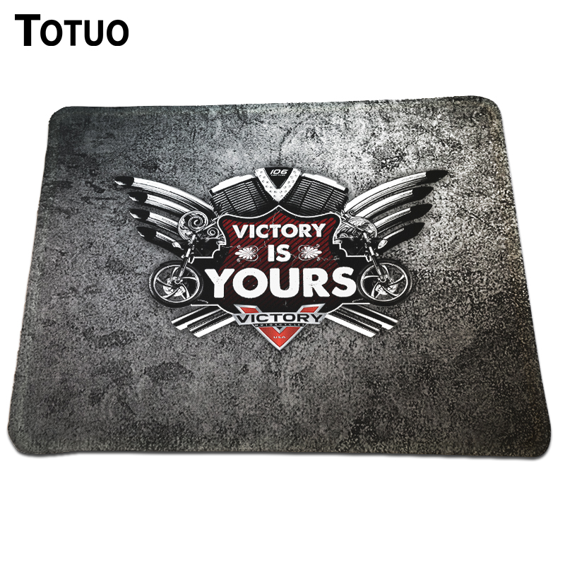 New design VictoryThumb DIY Printing Pattern High quality Notebook Computer Mouse Mat Mice Pads Soft Silicone Gaming Pads