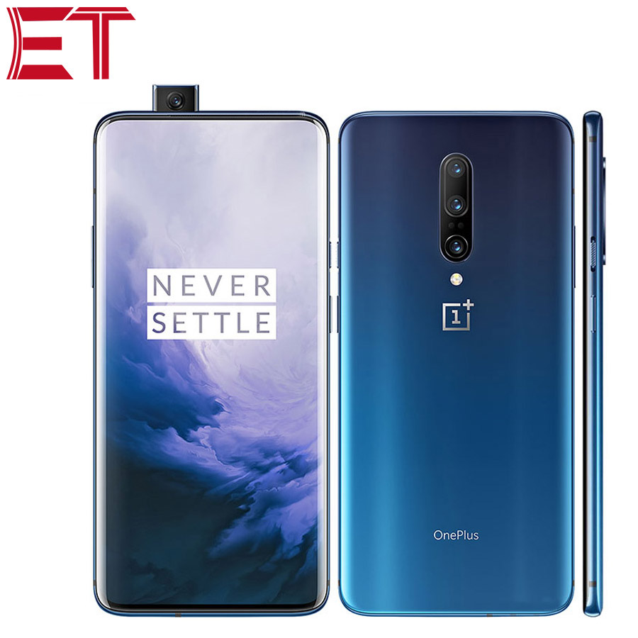 Brand New Oneplus 7 Pro Mobile Phone 8GB 256G Snapdragon855 Octa Core 6 67inch 1440x3120p 19