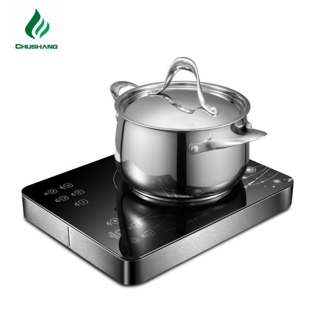 Soup Stewing Mini Burner Portable Single Burner Electric Stove