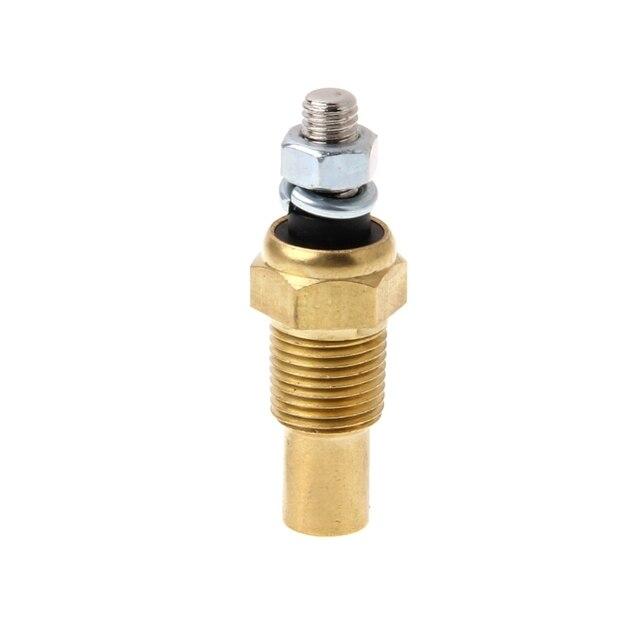 US $1 12 16% OFF Aliexpress com : Buy New Oil/Water Temp Sensor 1/8 NPT  Temperature Temp Sensor Water Oil Unit Sender Gauge Electric Sender VDO  from