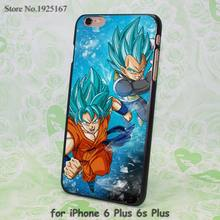 Dragon Ball Z Goku Black Case Cover for Apple iPhone