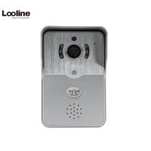 720 P IP Sans Fil cloche Caméra WiFi sonnette Nuit Vision Caméra De Porte Vidéo Cloche Interphone Téléphone de Détection de Mouvement