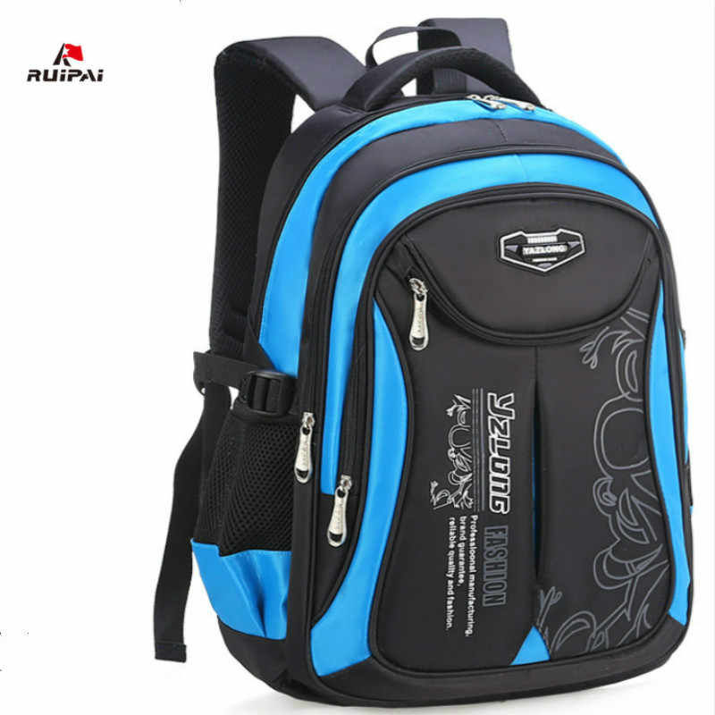 Children School Bags Girls Boys Children Backpack kids Primary School Backpacks Orthopedic backpack schoolbags Mochila Infantil