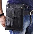 Men Body Cross Bag wallet Waist fashion Shoulder Bag Leather Pack Belt Fanny