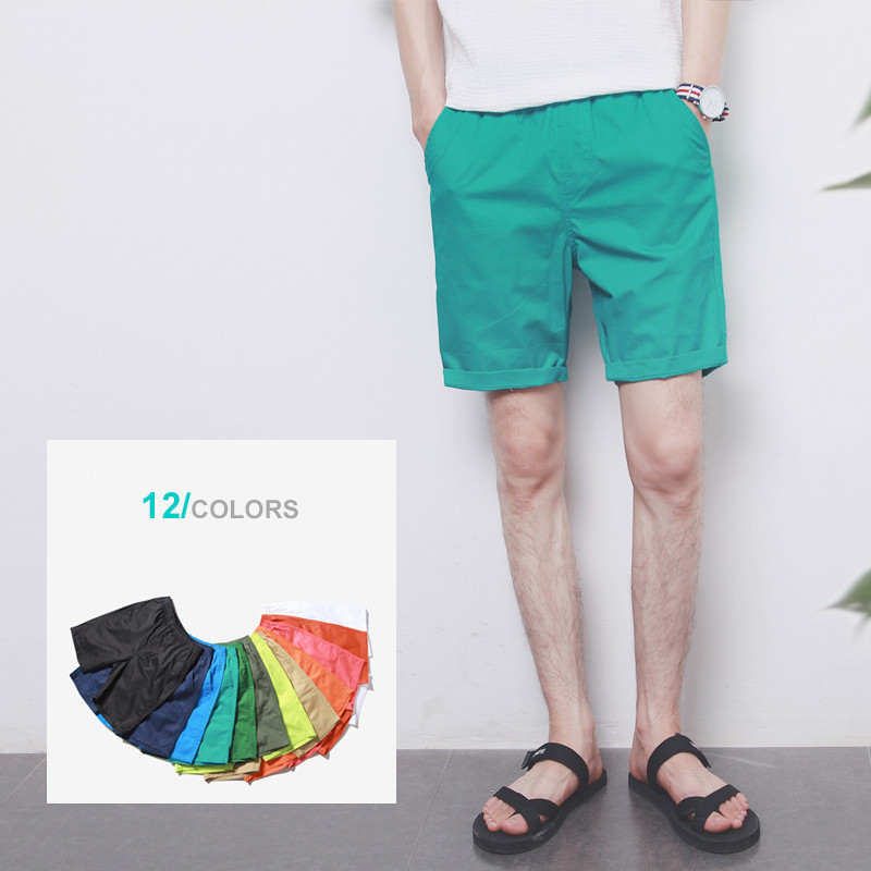 Aliexpress.com : Buy Mens Plus Size M 4XL Cotton Shorts 12 Colors ...