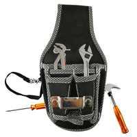 9 в 1 отвертка, инструмент набор держателя высшего качества 600D нейлон ткань Электроинструмент поясной карман инструмент сумка