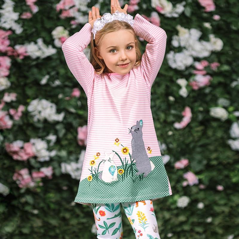 Baby Girls Dress Unicorn Princess Dress Children Clothing