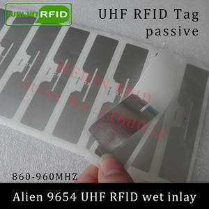 VIKITEK UHF RFID sticker Alien 9654 smart tags label