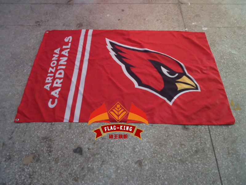 Arizona Cardinals Football Club house flag, NFL flag,Arizona Cardinals Football Club house banner,90*150 CM polyester banner