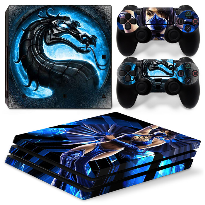 dragon for PS4Pro Skin Sticker Decal For SonyPS4 PlayStation 4 Pro#TN-P4Pro-1369