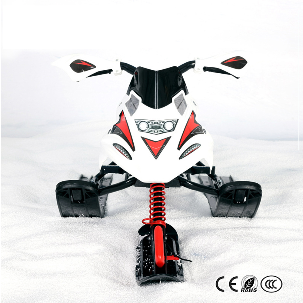 Skiing Vehicle electric Motorcycle Snowboard for Adult/ Kids Snow Sledge Skiing Boards Ski Equipment Newest Ski Car