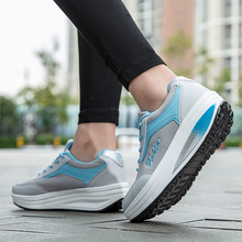 Female Breathable Mesh Running Shoes Sport Shoes Woman Sneakers Women  Ladies Walking chaussure femme Size 35-40