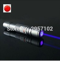 450nm 447nm 50000m 5in1 Strong Power Military Blue Laser Pointer Burn Match Candle Lit Cigarette Wicked Lazer Torch 500Watt 3026