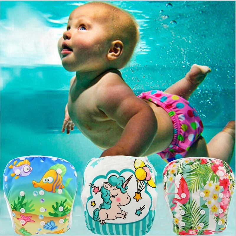Adjustable Waterproof Swimming Diapers 1