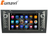 Eunavi 7 Quad Core Android 5 1 Special Car DVD For Audi A6 1997 2004 Audi