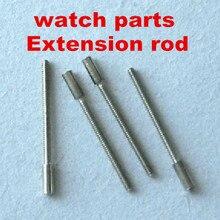 20 шт./лот инструменты и наборы для ремонта часов коронка для часов удлинитель-041609