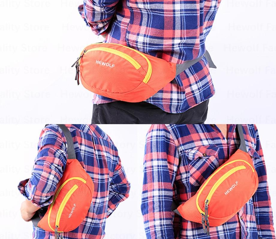 Tempo Borse orange Multifunzione Blue Di Corsa Libero green Marsupi Per Jogging Il E Sport Hewolf Impermeabile Strappo Resistenza All'aperto Campeggio Allo AxFtqfFw7