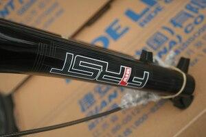 """Image 5 - 26"""" RST First Air Suspension Fork  Remote control, Manual control, rebound adjustable,  disc brake fork, V brake fork"""