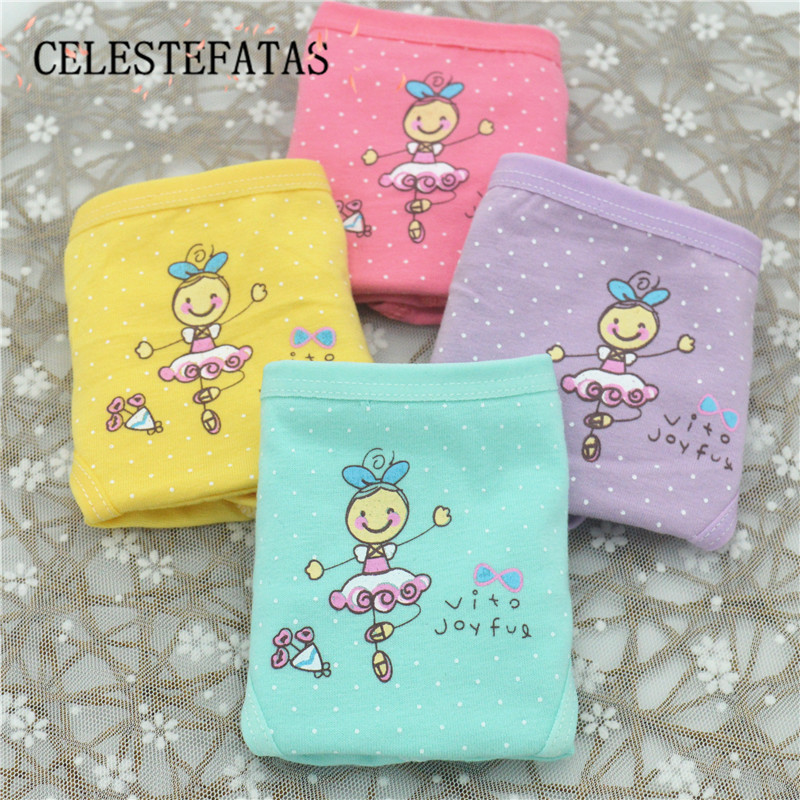 girl underwear pants for girls child's underwear children's pants underpants calcinha infantil briefs shorts 6pcs/lot D1082-6P