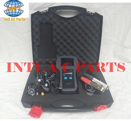 MT1400 External Electronic Control Valve Tester Compressor Scanner for Calsonic Delphi Halla Sanden Visteon Zexel
