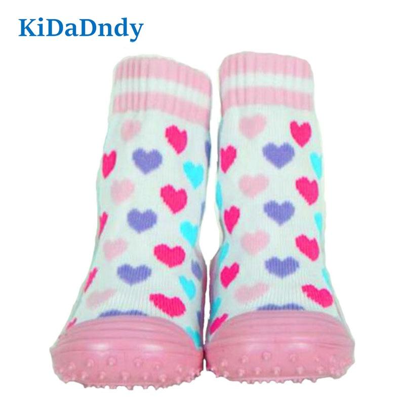 KiDaDndy бавовняні дитячі шкарпетки - Одяг для немовлят