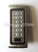 Standalone Metal Access Control With Keypad 125Khz Rfid Card Access Control