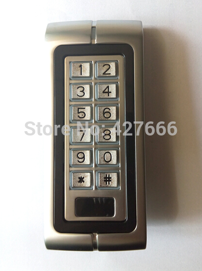 Standalone Metal Access Control with Keypad & 125Khz Rfid Card Access Control подвесная люстра favourite modica 1379 6p