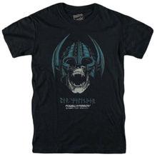 Powell Peralta T-shirt Per Welinder Viking Skull vintage skateboard Newest 2019 Fashion Stranger Things T Shirt Men