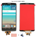 LCD Display For LG G3 D855 D850 Touch Screen with Digitizer Assembly + Adhesive Tape + Opening Tools , Free shipping !!!