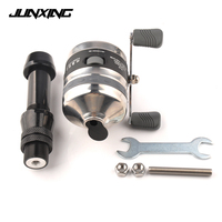 Compound Fishing Spinning Reel and Base for Fishing Archery Hunting Shooting