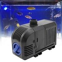 400GPH 1500L H 25W Adjustable Submersible Water Pump Aquarium Fountain Fish Tank Pumps T12 Drop Ship