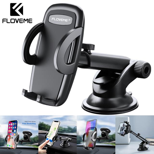 Car Phone Holder Iphone Samsung In Stand Mount Support Telephone Voiture Telefon Tutucu