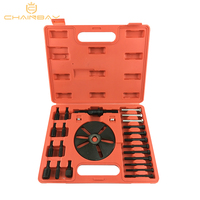 New Professional Harmonic Balancer Puller and Installer Set Car Tools for Auto Repair Kit