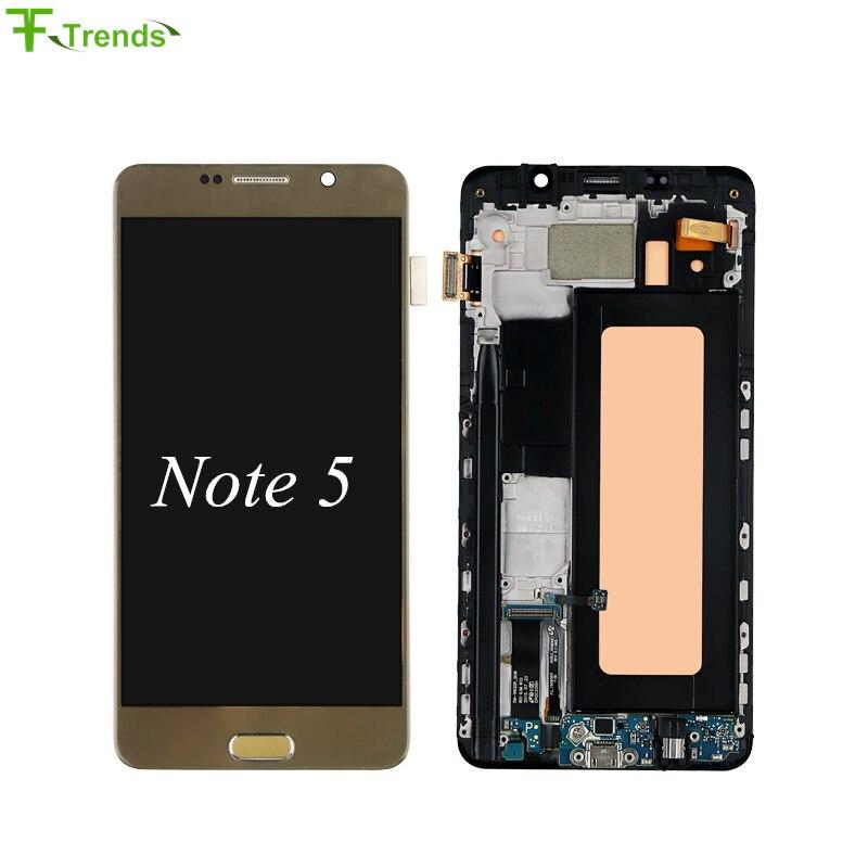 Fftrends 3PCS Display For Pantalla Samsung Galaxy Note 5