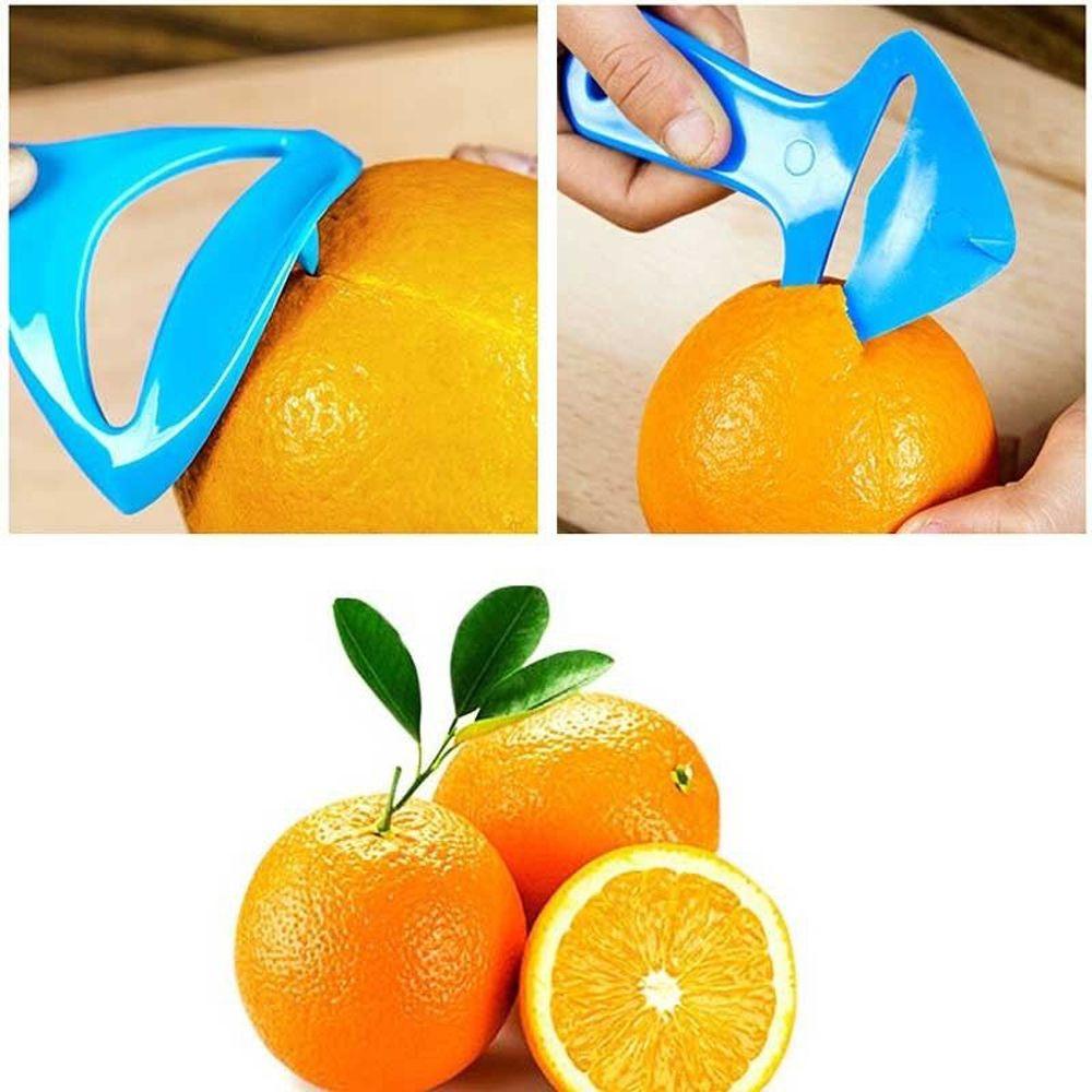Creative Durable Plastic Citrus Orange Ler Fruit L Remove Kitchen Tools Random Color In Lers Zesters From Home Garden On Aliexpress