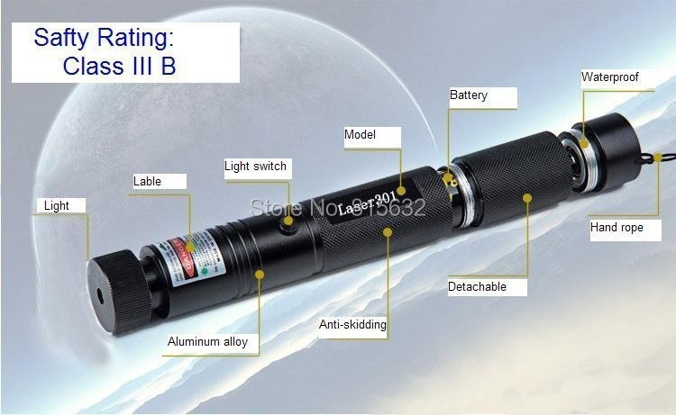 Best selling!! Green laser pointer,laser pen flashlight mantianxing Starry Sky 6000 meters 301 Free shipping