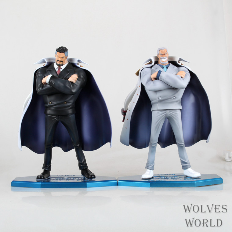 Hot 1pcs 23cm pvc Japanese anime figure one piece Monkey D Garp action figure collectible model toys brinquedos anime one piece arrogance garp model pvc action figure classic collection garage kit toy doll