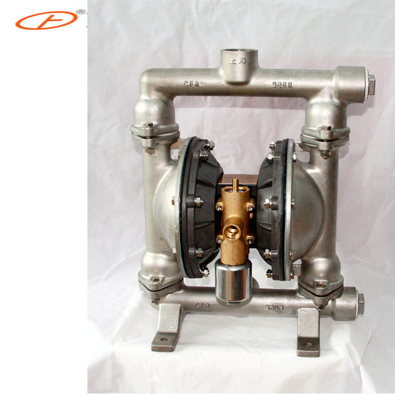 1/2 inch 304 Stainless Steel Tranfer Jam Diaphragm Pump with F4 Diaphragm  цены