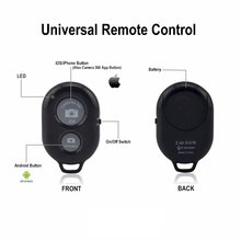 Shutter Release remote for phone wireless control for monopod photo camera shutter button bluetooth remote for phone