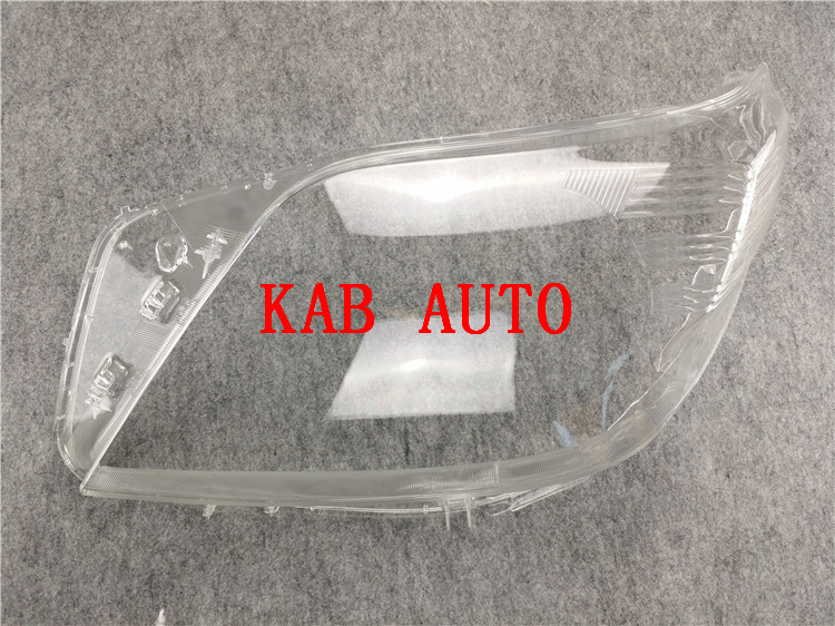 transparent lampshade lamp shade front Headlight shell For Toyota Prado 10-13 2pcs